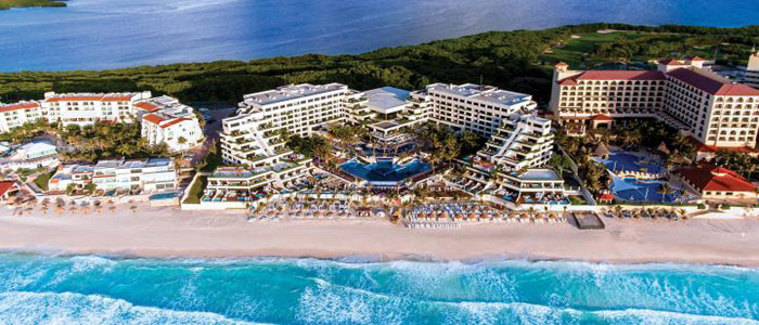 Now Emerald Cancun resort is family friendly and very affordable