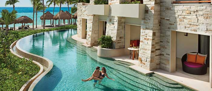 Preferred Club Junior Suite Swim out