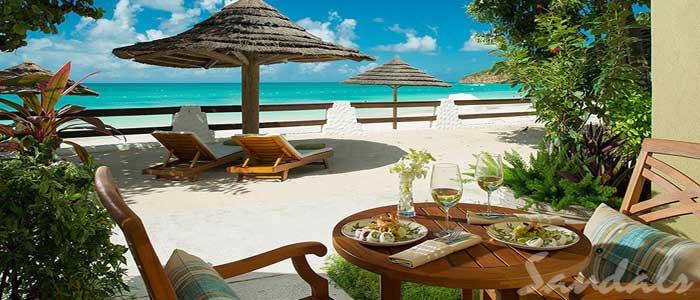 Caribbean Beachfront Butler Rondoval - RD