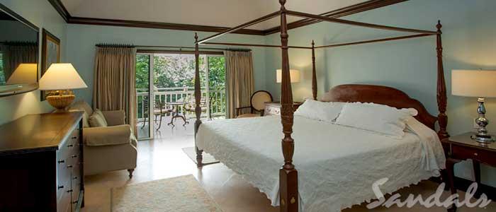 Caribbean Grande Luxe Poolside Room - GL