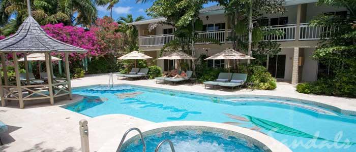 Caribbnean Honeymoon Grande Luxe Poolside Rm - HGL