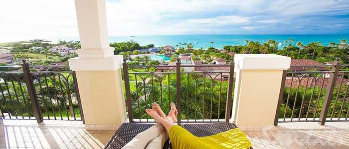 Mediterranean Honeymoon Romeo Juliet Oceanview Penthouse One Bedrm Butler - PO