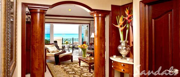 Mediterranean Oceanview Penthouse One Bedroom Butler - GA