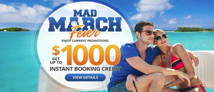 Sandals Resorts - Mad March Fever SALE - 'til 3/22/19