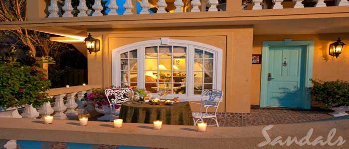Beachfront One Bedroom Butler Villa Suite - 1B