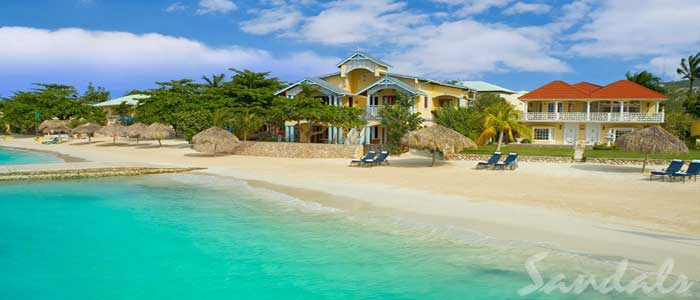Beachfront Oversized Butler Villa Suite - BB