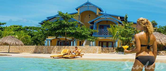 Beachfront Royal Butler Villa Suite - UB
