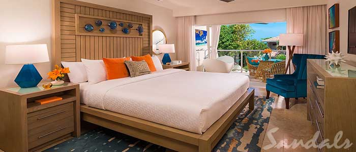 Sandals Montego Bay Jamaica All Inclusive Resort