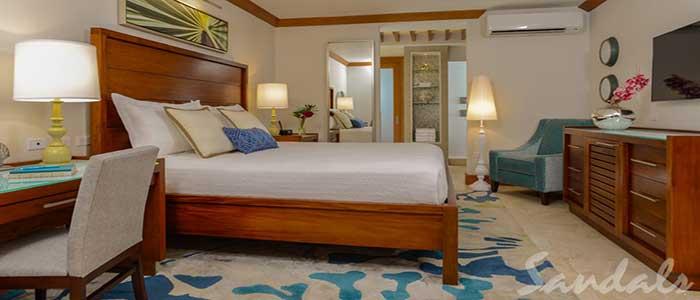 Caribbean Oceanview Luxury Walkout Room - WOL