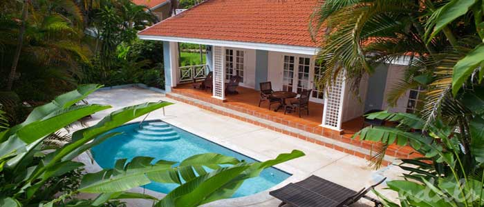 Butler Village One Bedroom Poolside Villa Estate Suite - G1