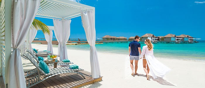 Book your next tropical destination at Sandals today!