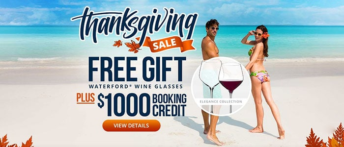 Sandals Resort Thanksgiving SALE - Book now - SAVE $$
