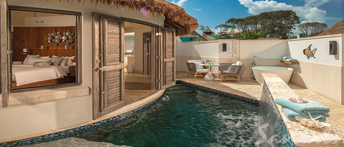 South Seas Royal Rondoval Butler Suite w/ Private Pool Sanctuary - RPP