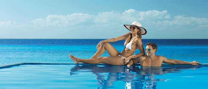 Secrets offers affordable honeymoon packages