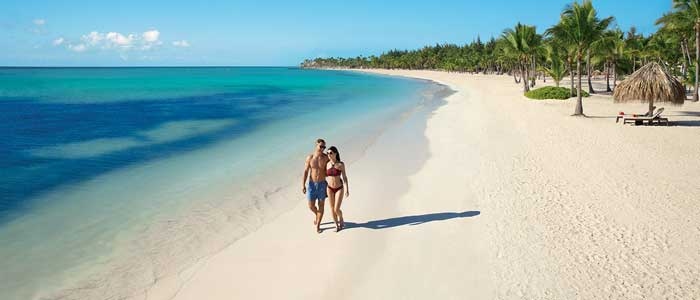 Book your honeymoon at Secrets Cap Cana today!!