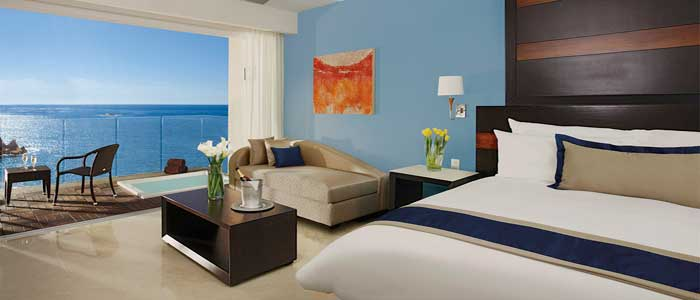 Junior Suite with Jacuzzi and ocean views