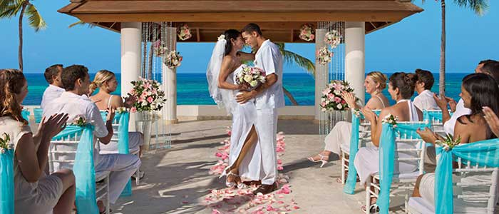 Secrets Resorts will be one of the most beautiful destination wedding venues