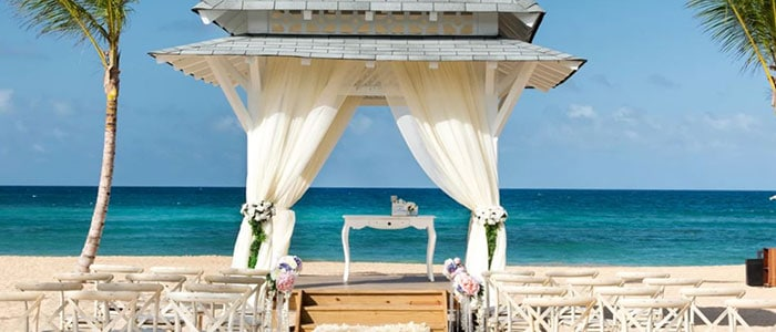 Ask us how you can have the most beautful destination wedding