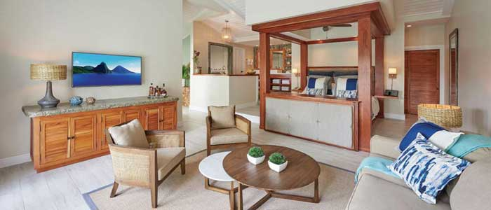 Book your suite at Serenity Coconut Bay