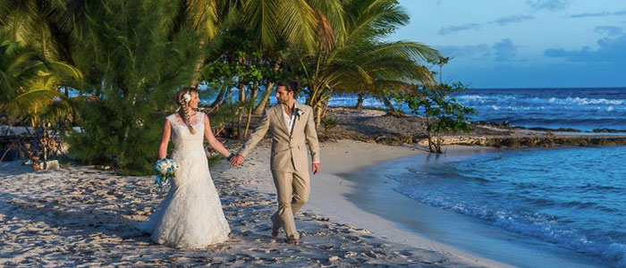 Honeymoon package available at Sugar Bay Barbados
