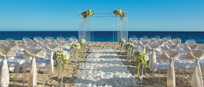 Destination Weddings at Dreams Curacao
