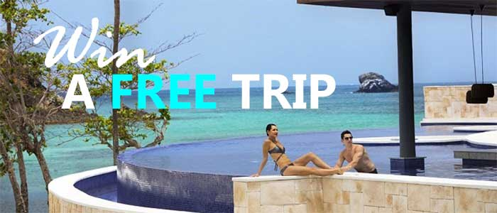 Enter to WIN a FREE Trip to Hideaway Royalton St Lucia!!