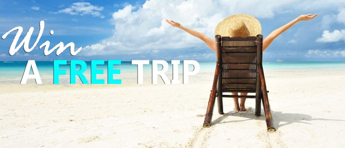 Enter to WIN our Free Trip Giveaway