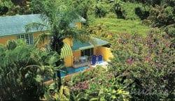 garden butler suite with pool