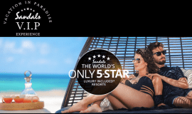 Sandals Resorts Special Event