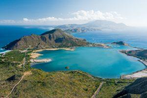 St Kitts Honeymoon Aerial