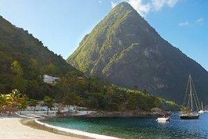 Sugar Beach St Lucia Pitons Bluewaters