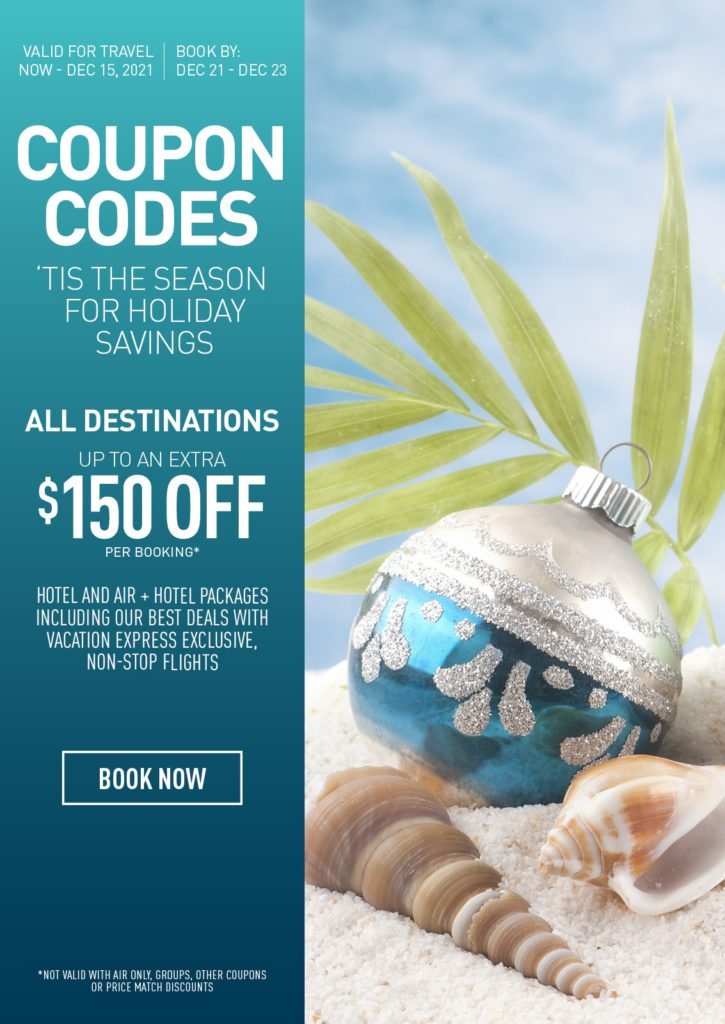 Vacation Express Coupon