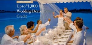Sandals Resorts Wedding Special