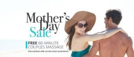 Sandals Resorts Mother's Day Sale