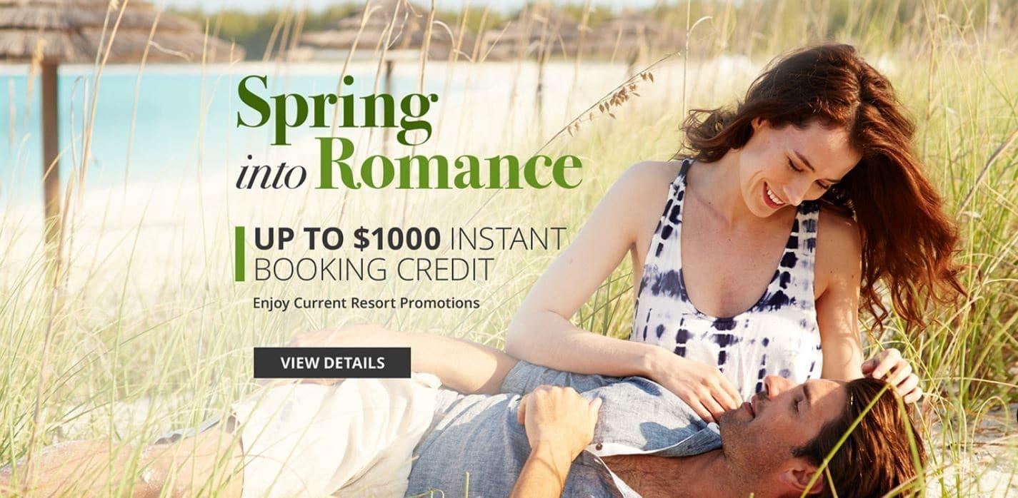 Current Specials at Sandals All-Inclusive Honeymoons Resorts