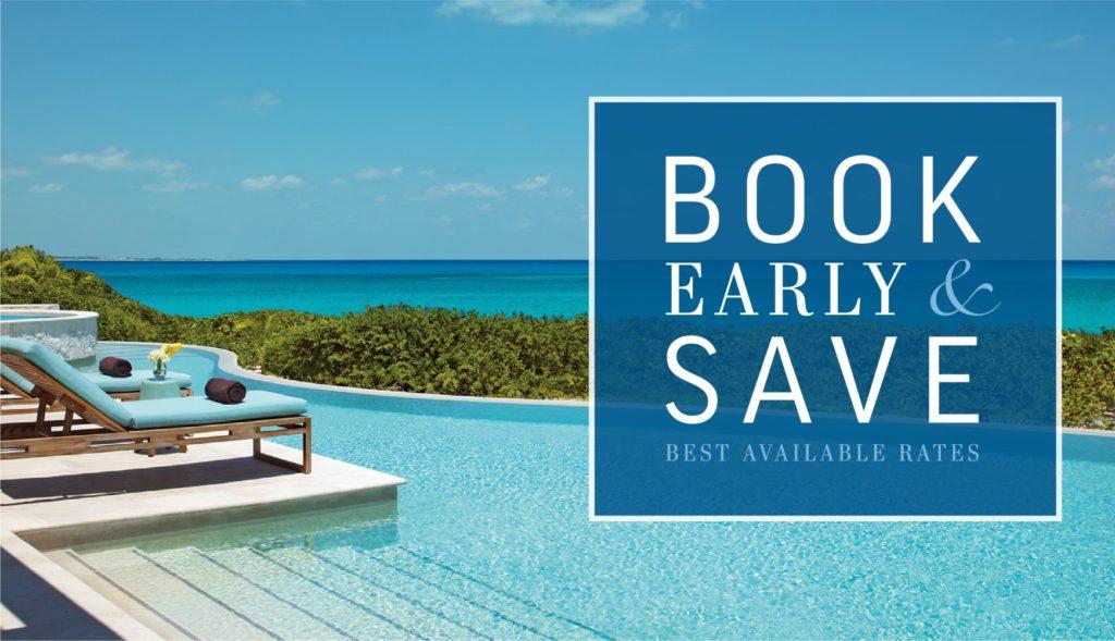 Secrets Resorts Early Booking Sale
