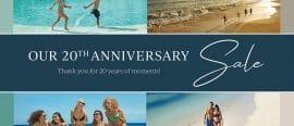 secrets resorts dreams resorts breathless resorts anniversary sale